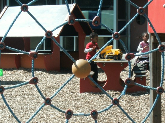 Head Start Preschool, Seattle, WA                    Photo by Filiz Satir