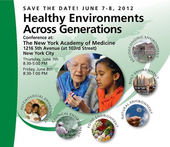 Healthy Environments Across Generations conference