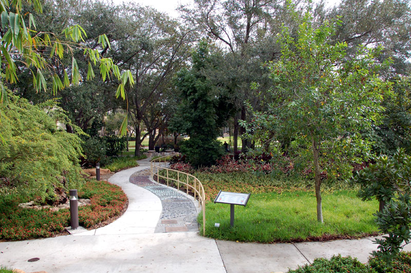 Healing Garden at Nova « Therapeutic Landscapes Network