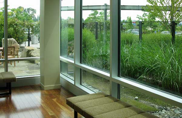 Gardens in Healthcare Facilities: A