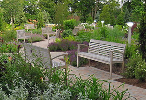 Therapeutic landscapes network for Form garden architecture